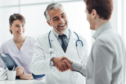 выписка и поддержка пациента